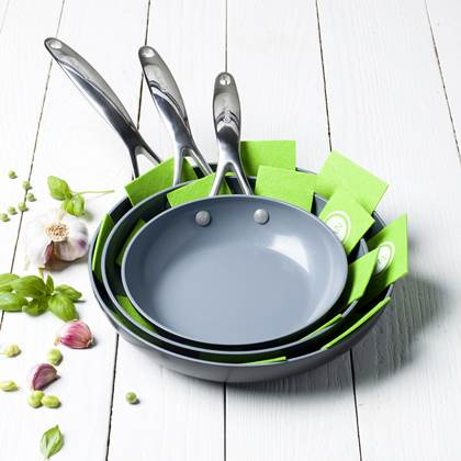 SAVE 30%-40% ON GREENPAN COOKWARE