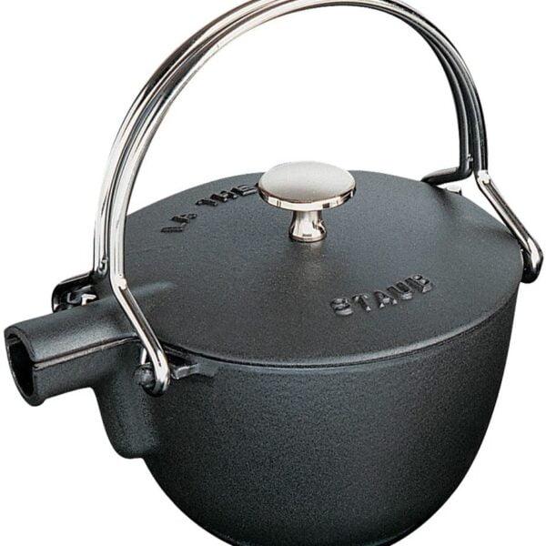 STAUB  Teapot, 16.5 cm - Սև