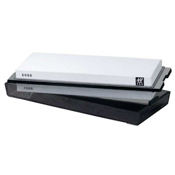 ZWILLING®Sharpening stone, Pure-White | #3000/8000 32505-300
