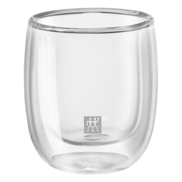 ZWILLING® Sorrento Espresso glass set, 2-pcs 80 ml 39500-075-0