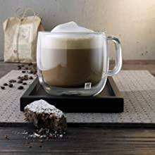 ZWILLING® Sorrento Plus Espresso glass set, 2-pcs, 80 ml 39500-110
