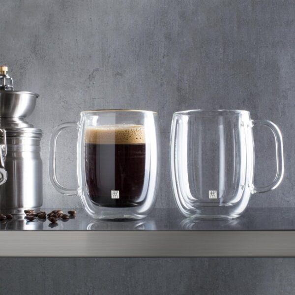 ZWILLING® Sorrento Plus Espresso glass set, 2-pcs 134 ml 39500-111-0
