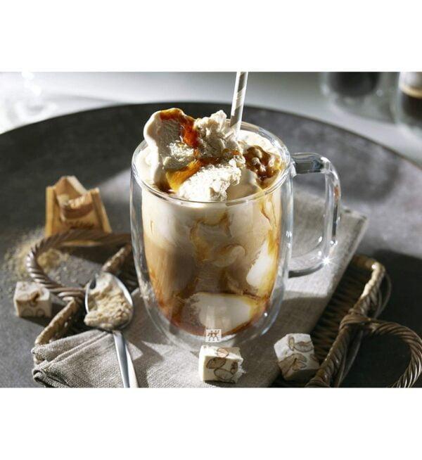ZWILLING® Sorrento Plus Coffee glass set, 2-pcs 355 ml 39500-112