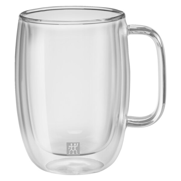ZWILLING® Sorrento Plus  Double Wall glass Latte, 2-pcs 450 ml 39500-114