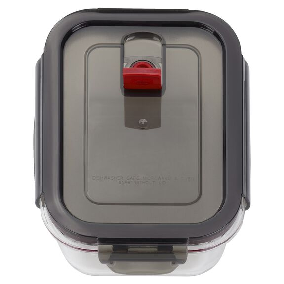 ZWILLING® Gusto Rectangular Glass Container, 600 ml 39506-001-0