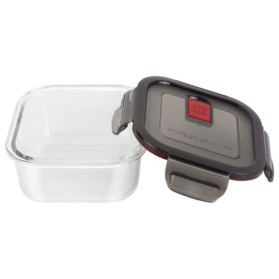 ZWILLING® Gusto Square Glass Container, 500 ml 39506-005-0