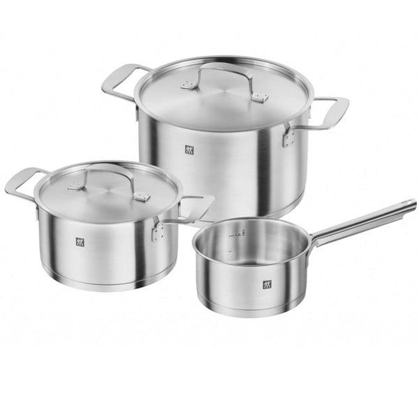 ZWILLING® Base Cookware set - 3pcs. 66380-000-0
