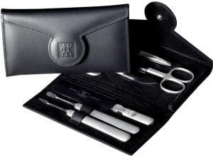 ZWILLING® Twinox  Manicure Set, 6-pcs.  | Black |  97078-004
