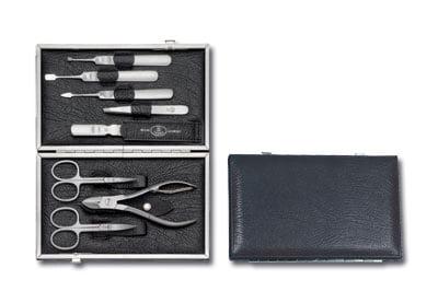 ZWILLING® Twinox  Manicure Set, 8-pcs.  | Black |  97104-004