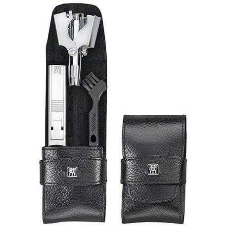 ZWILLING® TWINOX Elégance  Pocket case, 2 pcs  | Black | 97106-004