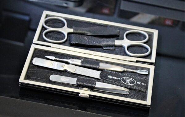 ZWILLING® Twinox  Manicure Set, 5-pcs.  | Black | 97182-004