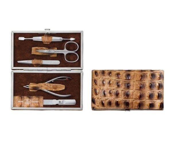 ZWILLING® TWINOX ® TWIN Hornback Մատնահարդաման Կոմպլեկտ, 5-կտ. | բնական կաշի | 97261-006