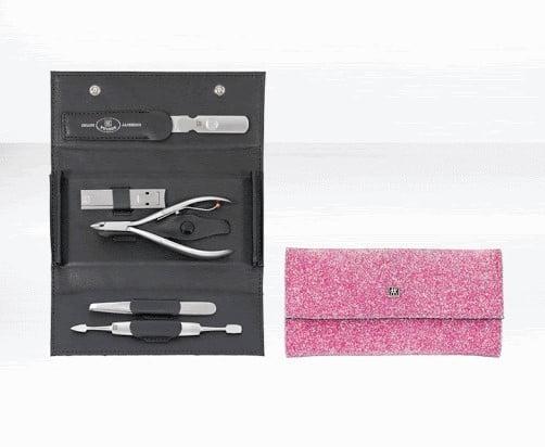 ZWILLING® Twinox Crystal  Manicure Set, 5-pcs.  | Pink |  97313-002