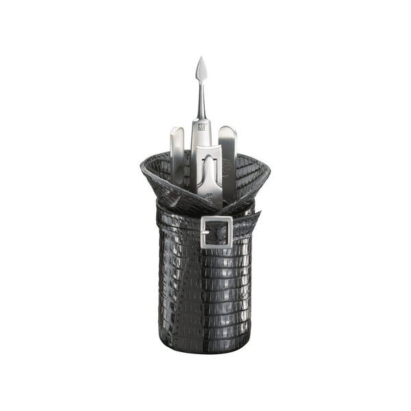 ZWILLING® TWINOX Elégance  Manicure Set, 4-pcs.  | Black |  97318-004