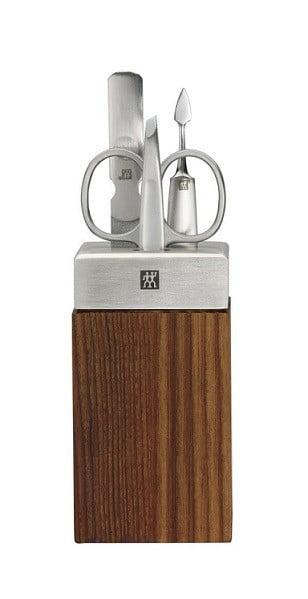 ZWILLING® TWINOX  Մատնահարդաման Կոմպլեկտ, 4-կտ., Տակդիրով  | փայտ-մետաղ  |   97344-000