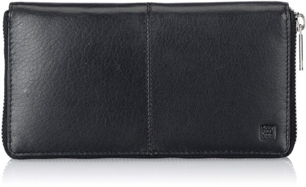ZWILLING® TWINOX® Manicure Cases Women's Wallet with Tweezers and Nail File, Black 97566-004