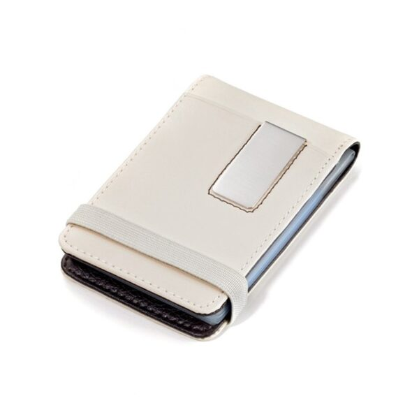Troika Credit Card Wallet with Money Clip |CAPPUCCINO | CCT65/LE