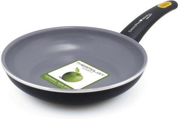 Green Pan siena 3D Ձվի և Նրբաբլիթի թավա, 24 սմ CW000128005