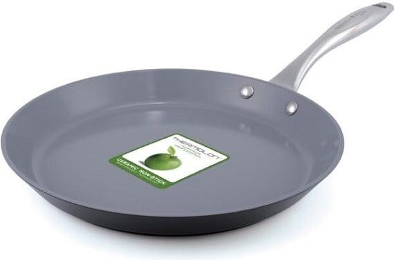 GreenPan   Millan 3D Նրբաբլիթի թավա, 28 սմ | Ինդուկցիոն | CW000399003
