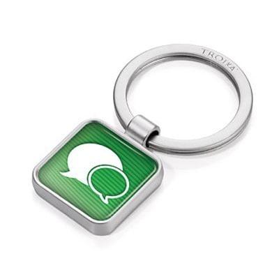 "Troika App Keyring ""Message""   KYR12-P18"
