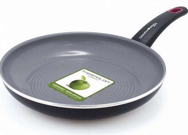 Green Pan Siena 3D Մսի թավա | Թերմոլոն կերամիկական ծածկույթ |