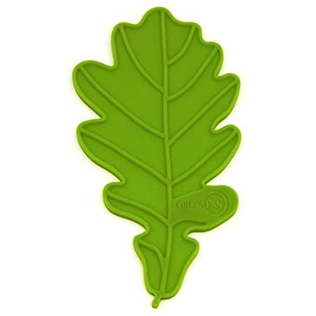 GreenPan Silicone Trivet Maple Leaf