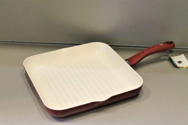 GreenPan Velvet Plus Grillpan, 28.6 cm CW000158002