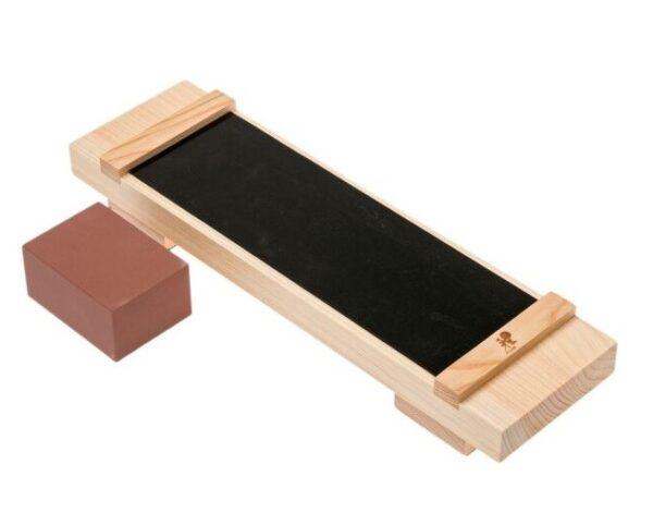 ZWILLING®Սրելու հավաքածու| Շագանակագույն|Հինոկի փայտ  34536-000