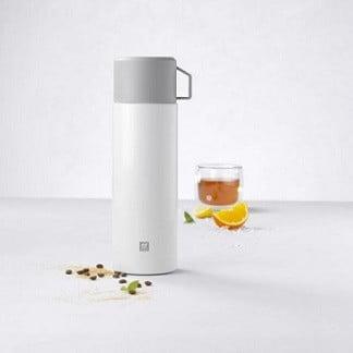 ZWILLING® Thermo Flask Ճամփորդական թերմոս-բաժակ` 450 մլ |արծաթագույն|  39500-507-0