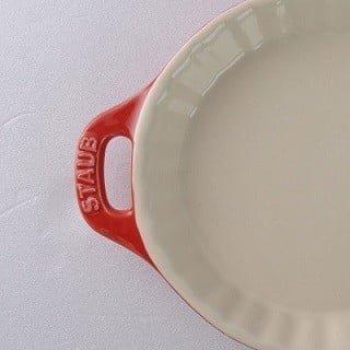 "Staub Փոքր կաթսա ""Պղպեղ"" 450 մլ, 12սմ, |Կերամիկա  |Նարնջի կարմիր| 40500-325-0"