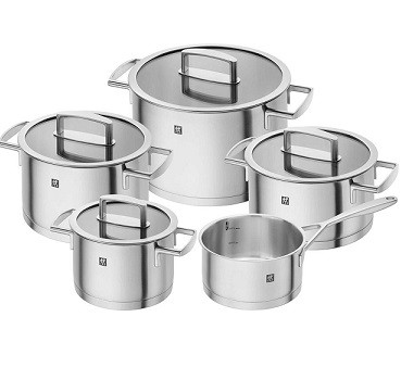ZWILLING® Passion Cookware Set, 5pcs.  66060-000-0